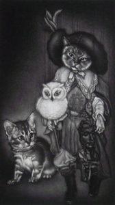 仔猫とマリオネット